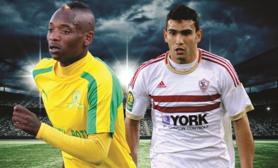 Sundowns and Zamalek go head-to-head in Africa's elite tournament - the CAF Champions League.