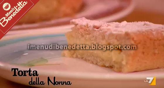 Torta Della Nonna La Ricetta Di Benedetta Parodi