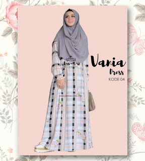 Gamis Jasmine Vania Dress 04