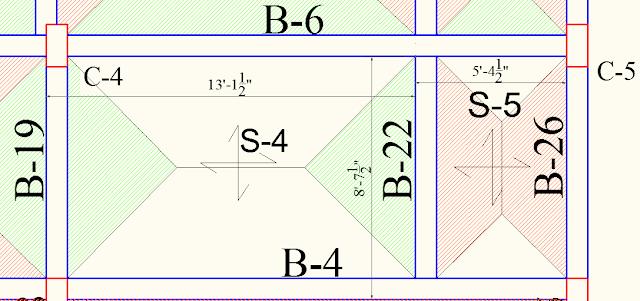 beam design calculation and reinforcement detail