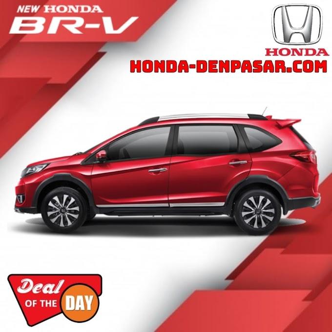 New Honda BRV