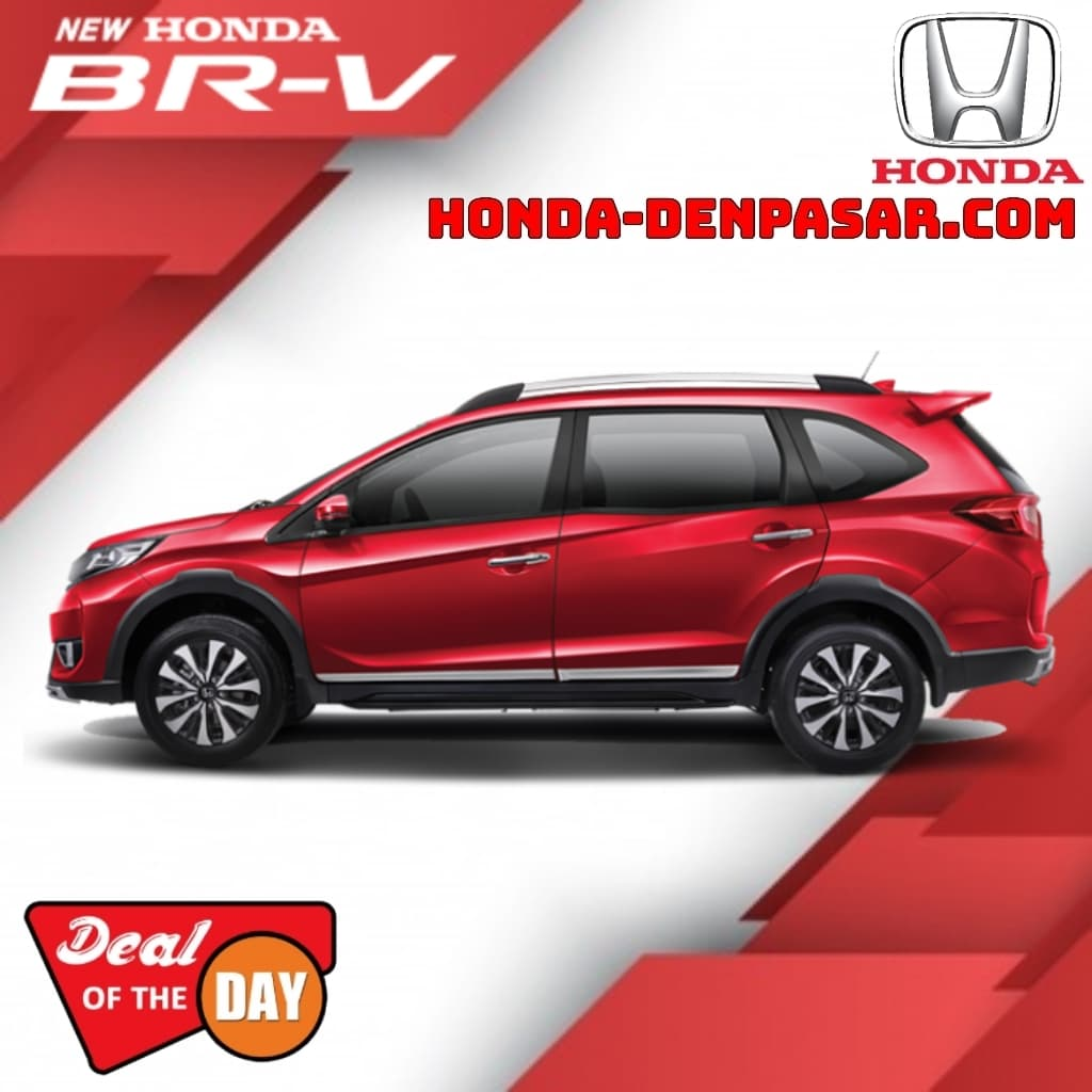 Promo Mobil Honda Bali, Promo Honda Bali, Promo Honda Denpasar Bali, Promo BRV Bali