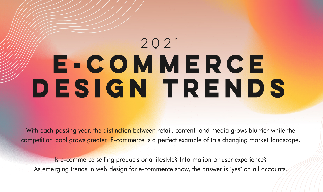 9 Versatile Trends For Ecommerce Design Inspiration In 2021 #infographic