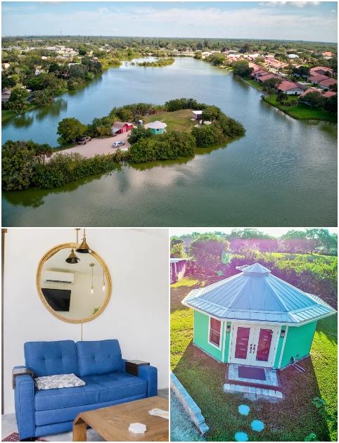 Tiny House Rental Airbnb Florida