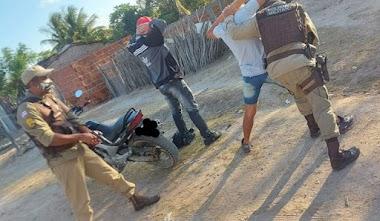 Polícia Militar inicia a Operação Distrito em Jaguarari/BA