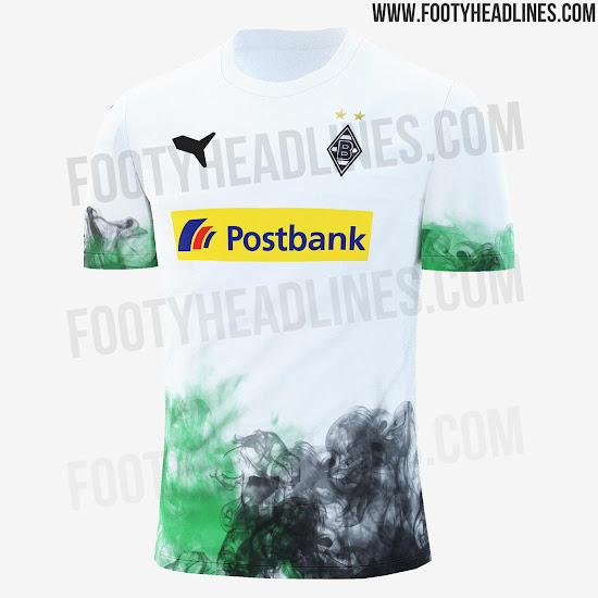 Image result for borussia mönchengladbach kit 19/20