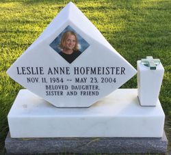 Grave Of Leslie Hofmeister