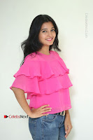 Telugu Actress Deepthi Shetty Stills in Tight Jeans at Sriramudinta Srikrishnudanta Interview .COM 0018.JPG