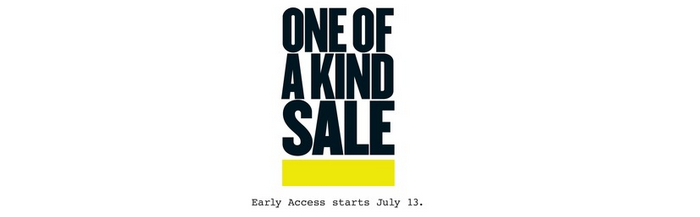 nordstrom anniversary one of kind sale