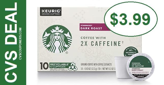 Starbucks Coffee CVS Deal