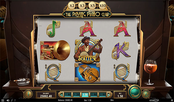 Main Gratis Slot Indonesia - The Paying Piano Club Play N GO