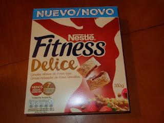 Fitness DeliceFrutos Rojos