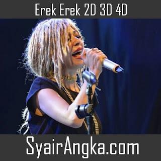Erek Erek Menjadi Penyanyi 2D 3D 4D