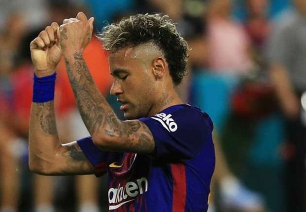Neymar liệu có quyết định ở lại Barca?