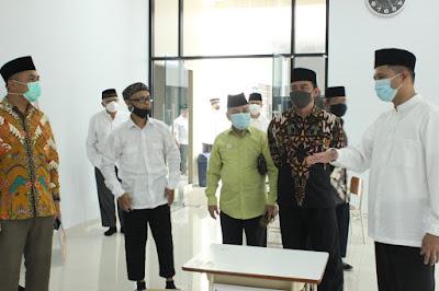 Peresmian Pondok Pesantren Manba'ul Ulum Al Mubarok Oleh Kepala Kanwil Kemenag Tangerang Selatan