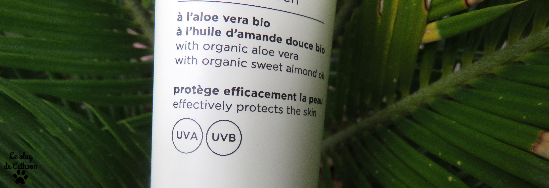Crème Solaire Visage 50SPF - Avril