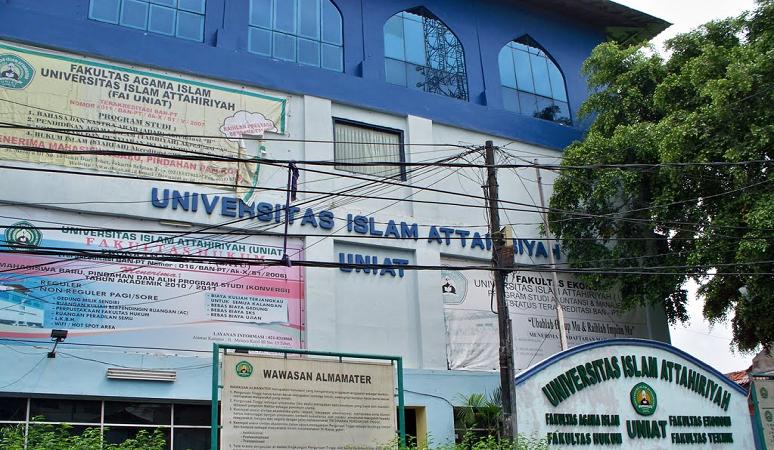 PENERIMAAN MAHASISWA BARU (UNIAT) 2018-2019 UNIVERSITAS ISLAM ATTAHIRIYAH