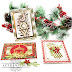 Collection of Festive Christmas Cards