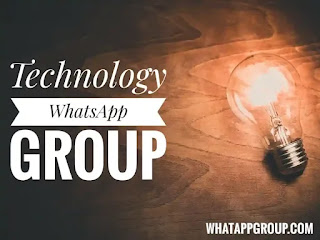 Here you will find thousands of active Technology WhatsApp group link. Join and you can add your Tech WhatsApp group link.