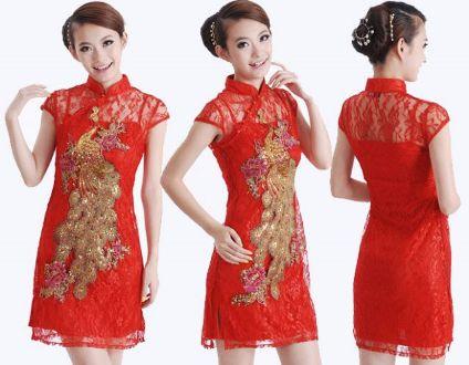 sejarah pakaian tradisional china cheongsam
