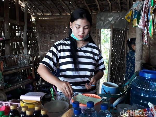 Laila Viral, Omzet Warkop Ibunya Naik hingga Rp 1 Juta/Hari