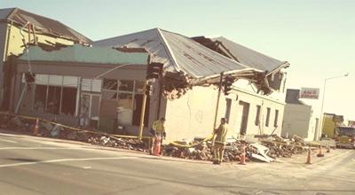 تحسين مقاومة الزلازل في مباني الحوائط الحاملة