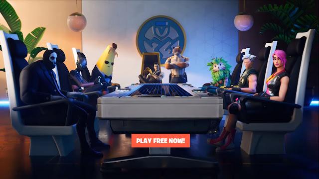Game Fortnite Sudah Tersedia Di Playstore Android