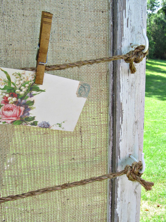 Sweet Inspirations by JP designs: Rustic Burlap Window Memo ... on memory jar craft, server ideas, memory box, motivational theme ideas, windowless office ideas, remembrance ideas, building ideas, fan ideas, memory lane, apartment marketing ideas, memory boards at target, daily huddle ideas, display ideas, creative apartment leasing ideas, wall of fame ideas, memory trees for funerals, store ideas, memory boards for funerals, diy business ideas, magnet ideas,