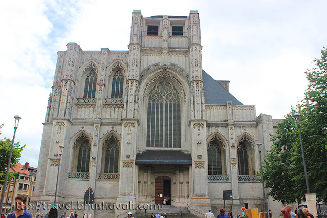 Places to visit in Leuven St.Peter's Church