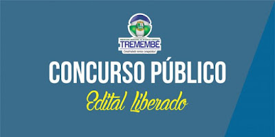 edital Concurso Prefeitura de Tremembé 2017