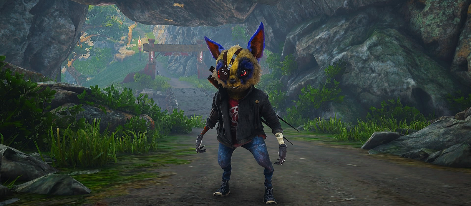 Where to find the best weapons in Biomutant - sword, mace, gloves, staff, rolling pin, carrot, ax, pistol, bow. How to craft and upgrade weapons