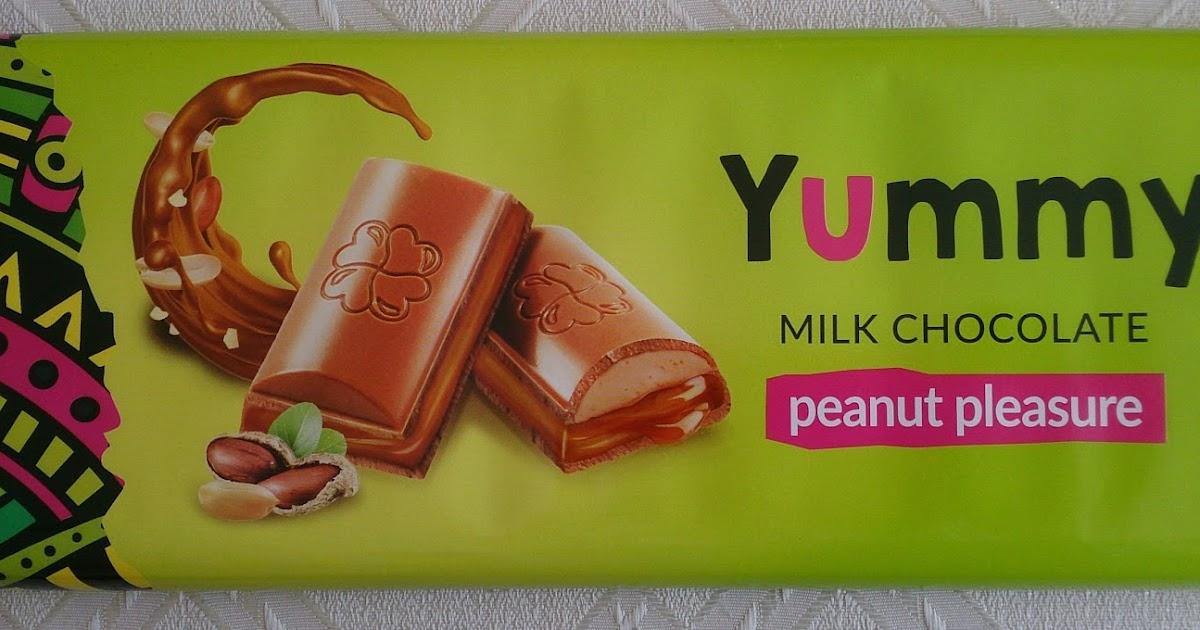 Chwile Zasłodzenia Millano Baron Yummy Peanut Pleasure Mleczna Z
