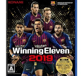 Download and Play Latest Winnng Eleven 2019 (WE 19) Game Here
