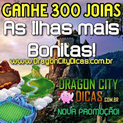 As Ilhas mais Bonitas de Agosto 2018 - Ganhe 300 Joias!