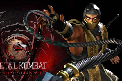 How to Free Download and Install Game Mortal Kombat Deadly Alliance for Computer PC or Laptop