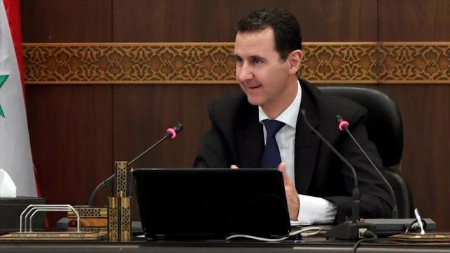 EEUU dejará en manos de Rusia el futuro de Bashar al-Asad