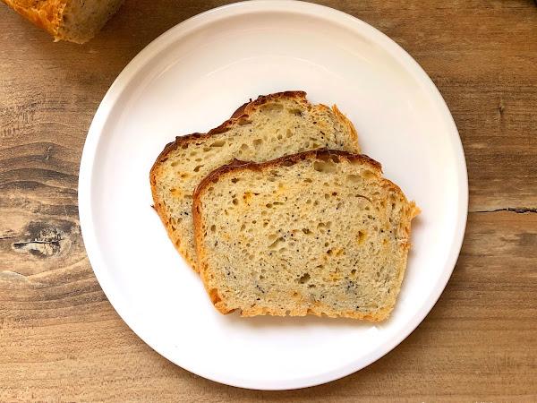 Synchronbacken #37 - Mein Quattro Formaggi Brot