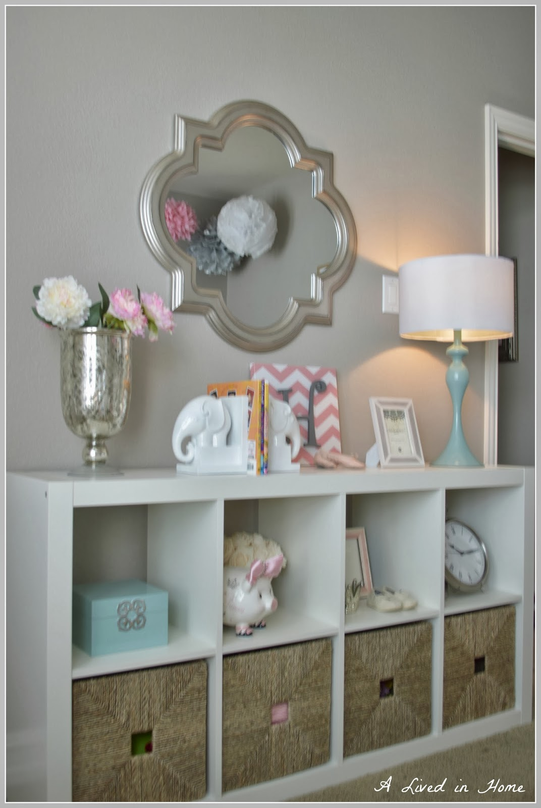 A Lived in Home: Nursery Reveal
