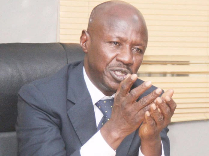 EFCC boss Magu to be sentenced to prison for disobeying court order