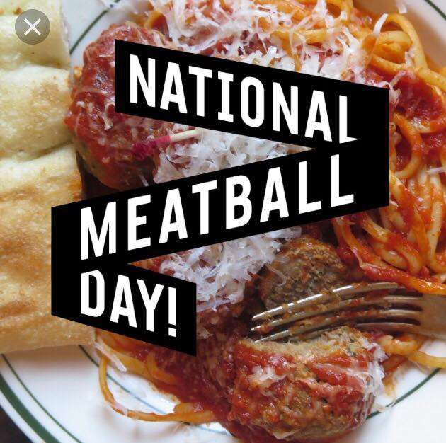 National Meatball Day Wishes Awesome Picture