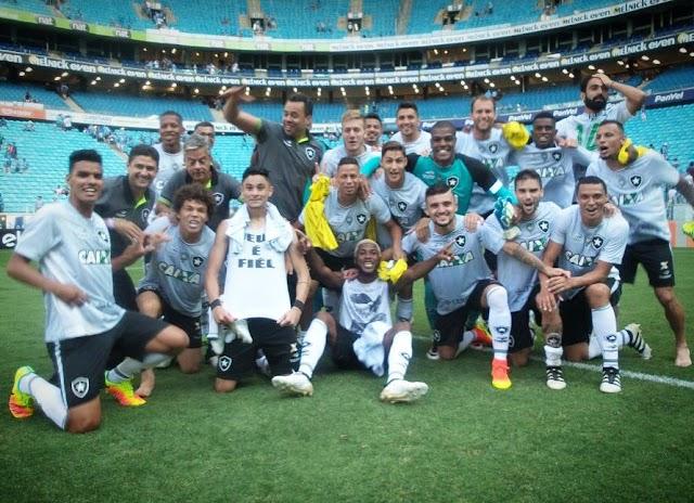 O 2016 do Botafogo: Do título da Série B a vaga na Libertadores