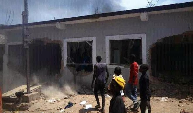 Shi'ites flee as residents vandalise, burn down their school in Jos, Plateau State