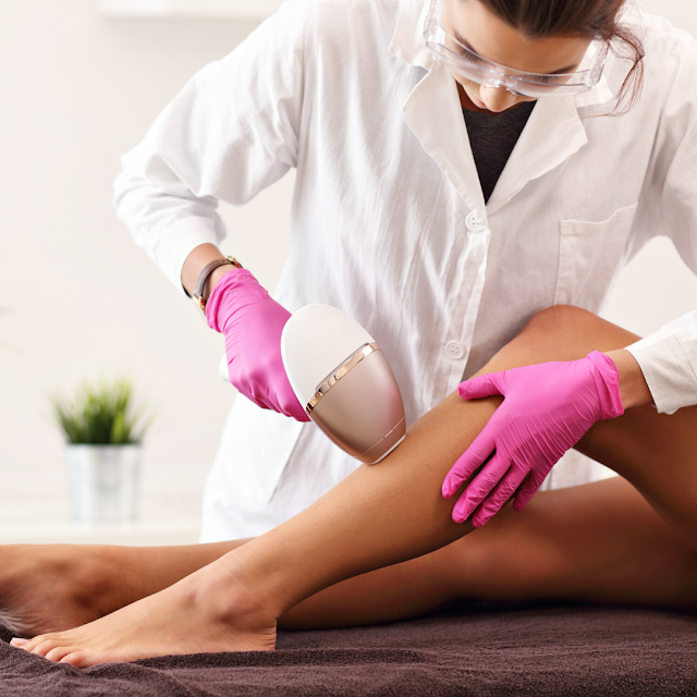 Skincare Tips Post Laser Hair Removal Treatment