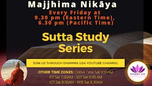 Sutta Discussion Series