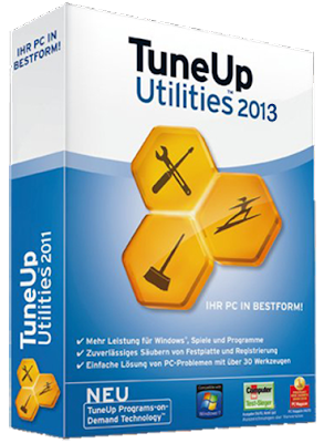 Download TuneUp Utilities 2013 software