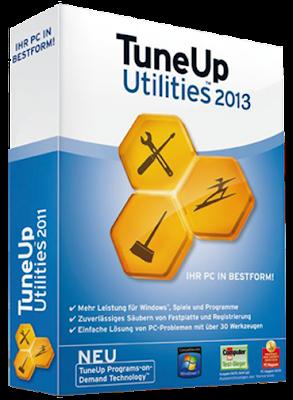 Download TuneUp Utilities 2013 software