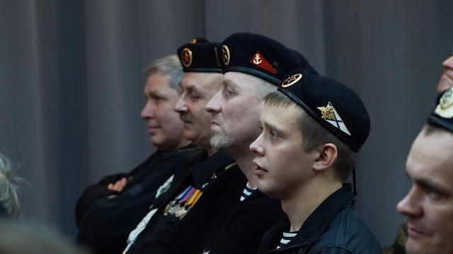 День морской пехоты отметили в Екатеринбурге с кинокомпанией «Союз Маринс Групп»