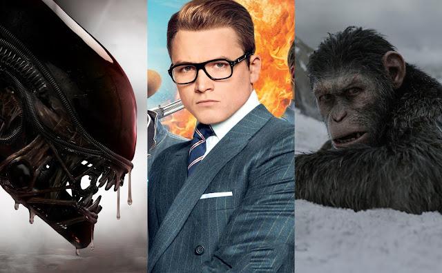 Disney promete mais Alien, Planeta dos Macacos e Kingsman