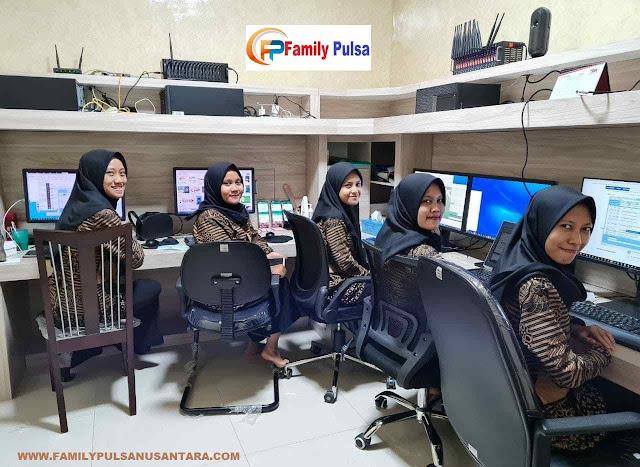 Family Pulsa, Distributor Pulsa Termurah dan Terlengkap