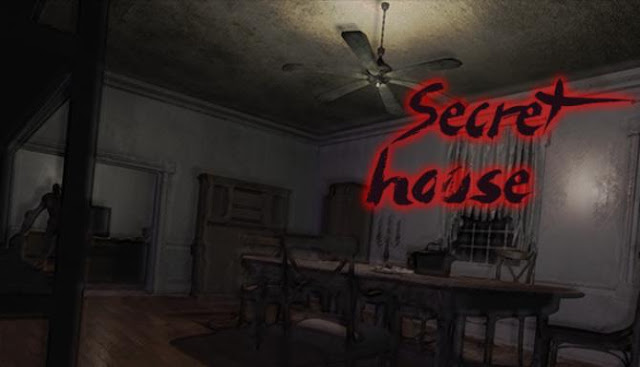 Secret House take one of more than thirty inventory in your hands, and go ahead in search of monsters.